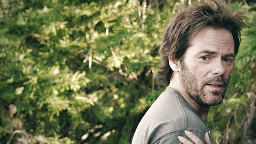 """Billy Burke in a scene from Steven Chester Prince's """"Divine Access,"""" which will screen Friday at the Newport Beach Film Festival."""