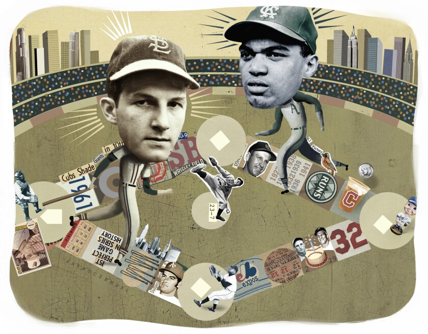 Behind the story: Getting a look at baseball's future while exploring its past
