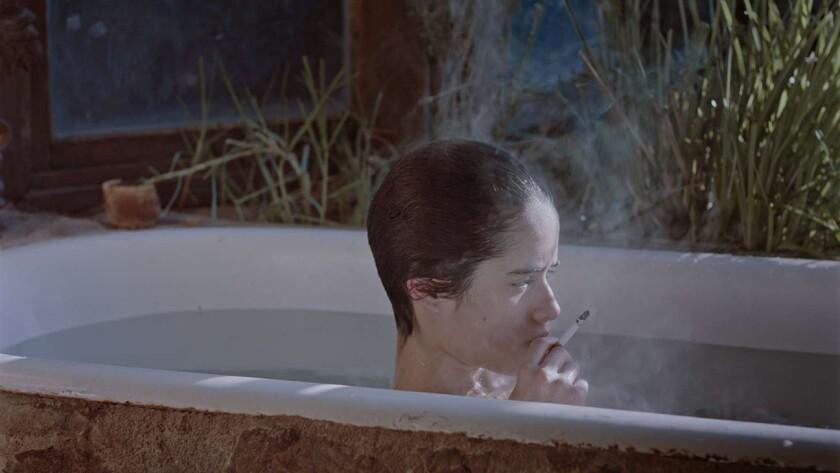 """Una escena de """"Tarde para morir joven"""", la excelente cinta chilena que se proyecta dos veces en el evento cinematográfico."""
