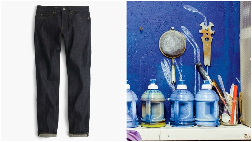 J. Crew relaunches men's denim collection