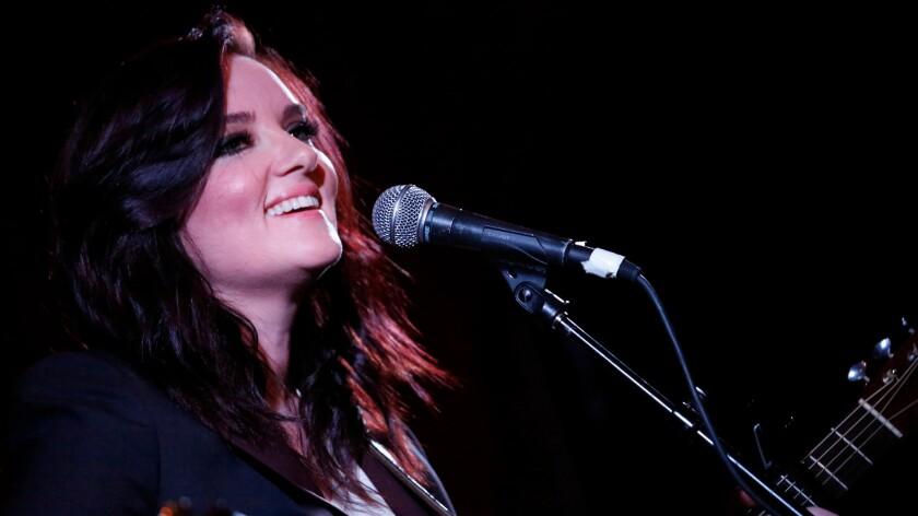 Singer-songwriter Brandy Clark