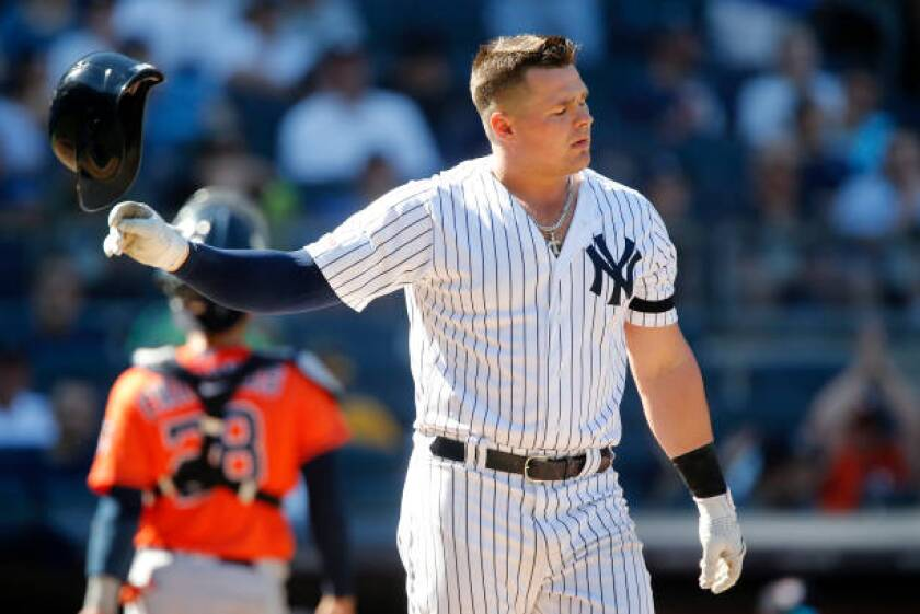 watch 930c7 2e759 MLB notes: Luke Voit thought his jaw was broken when hit by ...