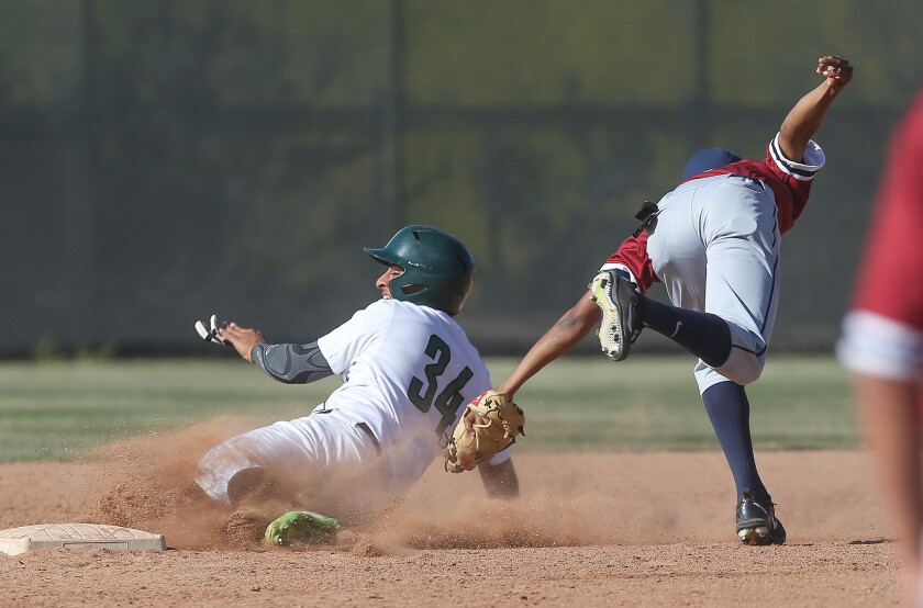 Photo Gallery: Sage Hill vs. St. Margaret's in baseball