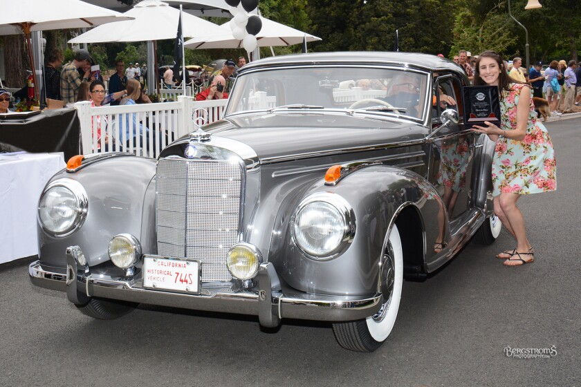 Pebble Beach meets Pasadena: the San Marino Motor Classic
