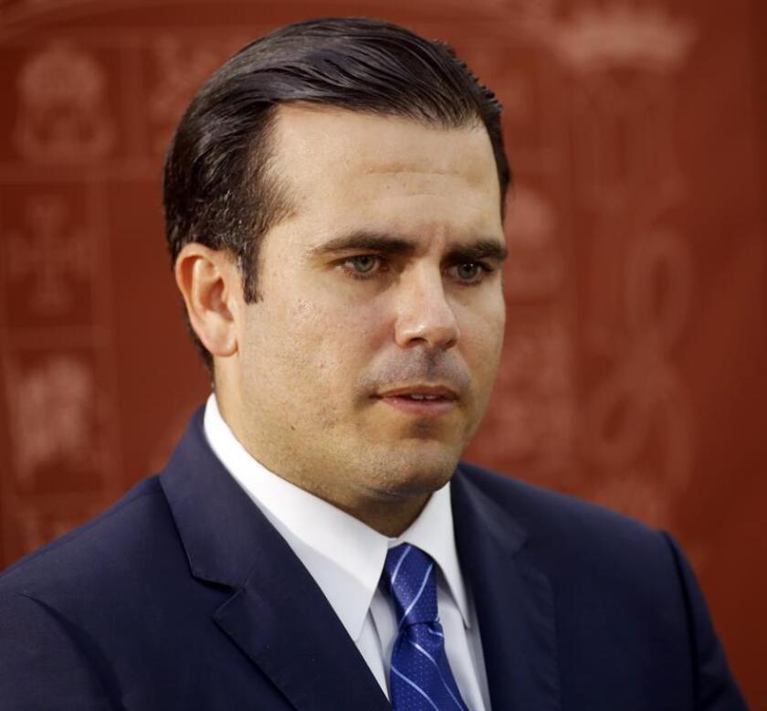 La Junta de Supervisión Fiscal de Puerto Rico certificará su propio plan fiscal, que debe ser la base del nuevo presupuesto del Estado Libre Asociado, en el caso de discrepancias con el que les presente el Gobierno de Ricardo Rosselló. EFE/Archivo
