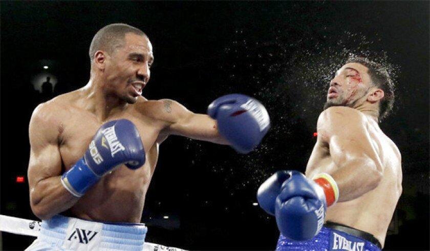 Andre Ward pummels Edwin Rodriguez