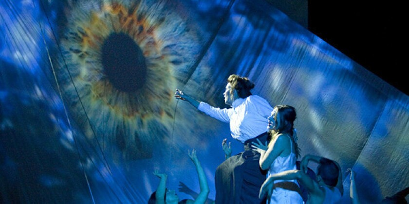 Review: Long Beach Opera's 'The Paper Nautilus' enchants