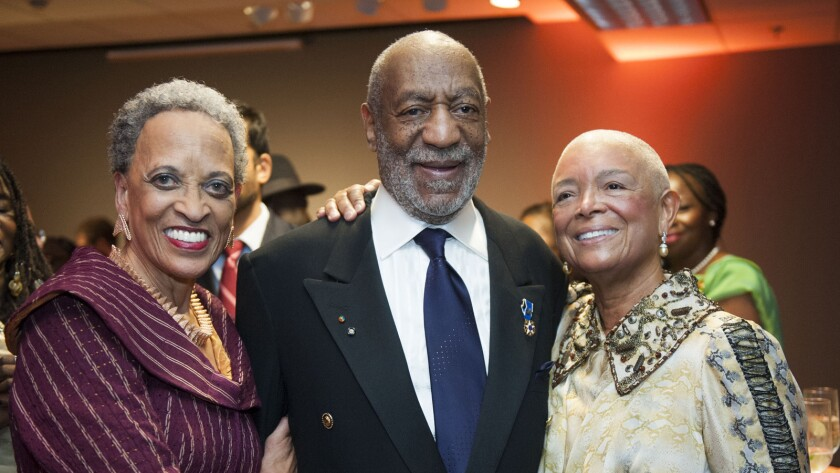 Johnnetta Betsch Cole, Bill Cosby, Camille Cosby