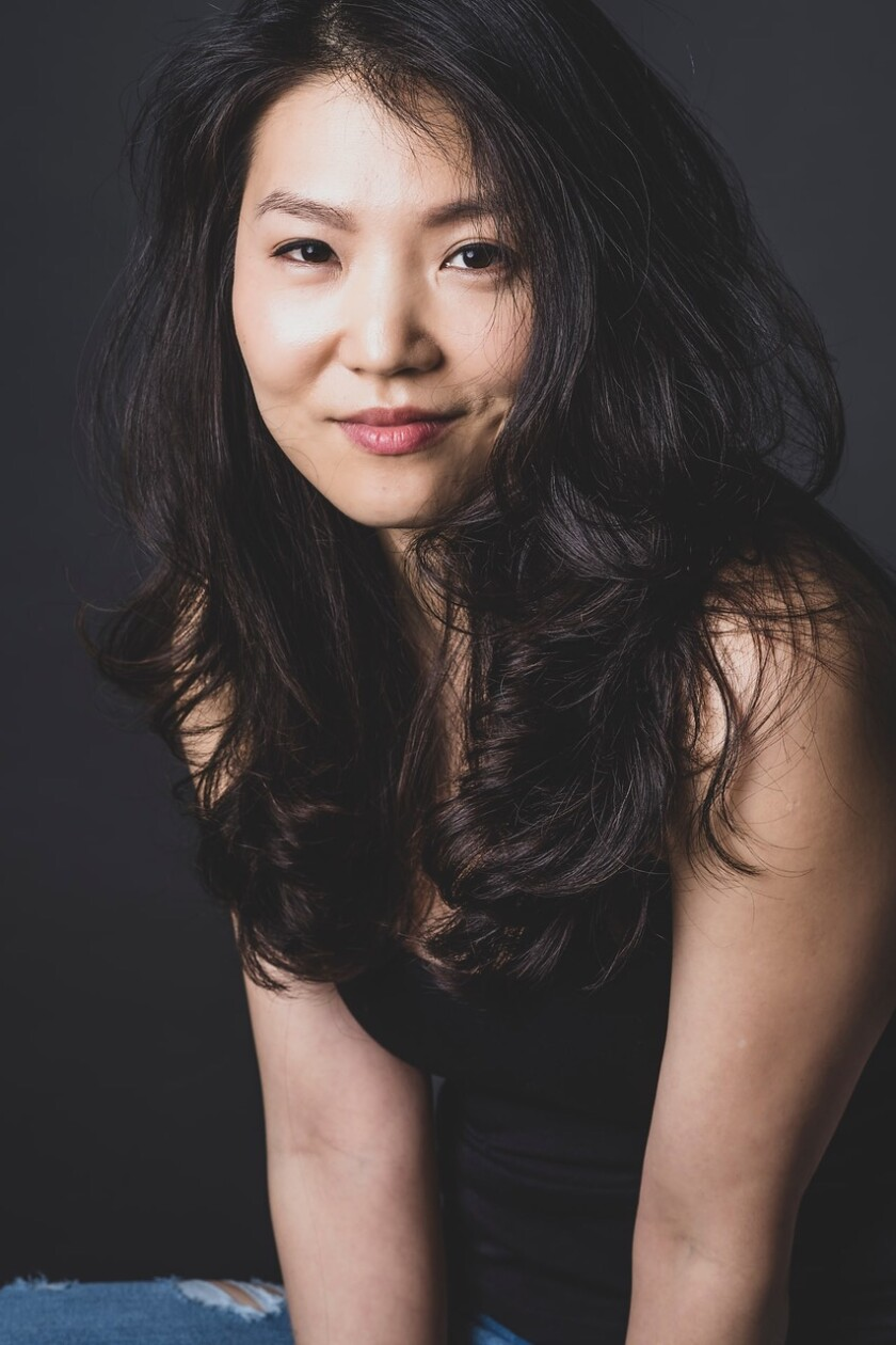 Local concert pianist Jeeyoon Kim has written her first book, intending to help others be successful in life.