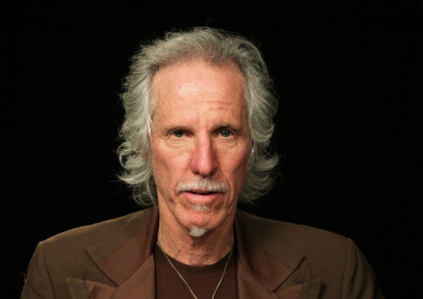 """John Densmore, former drummer for the Doors, will sign his book """"The Doors Unhinged: Jim Morrison's Legacy Goes on Trial"""" on Friday at Amoeba Music in Hollywood."""