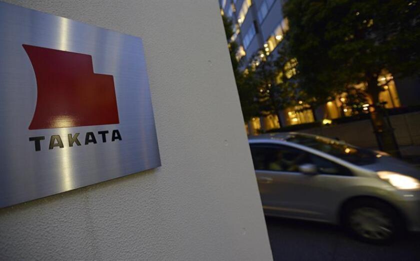 La sanción de 1.000 millones de dólares al fabricante de airbags Takata, es el último acto del Gobierno del presidente Barack Obama que culmina su mandato como uno de los más severos con el sector del automóvil. EFE/ARCHIVO