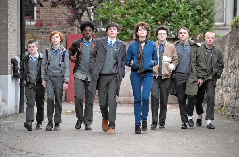 Irish filmmaker John Carney gives the modern movie musical a bit of a lift and his lilt with the new 'Sing Street'