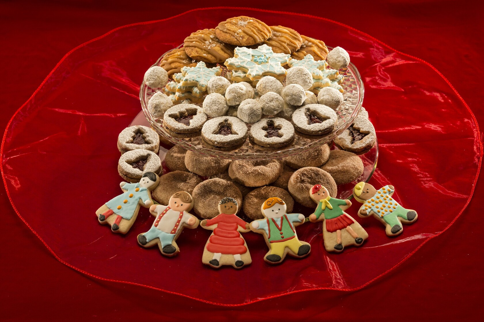 The Sweet Results Of This Year S Los Angeles Times Holiday Cookie