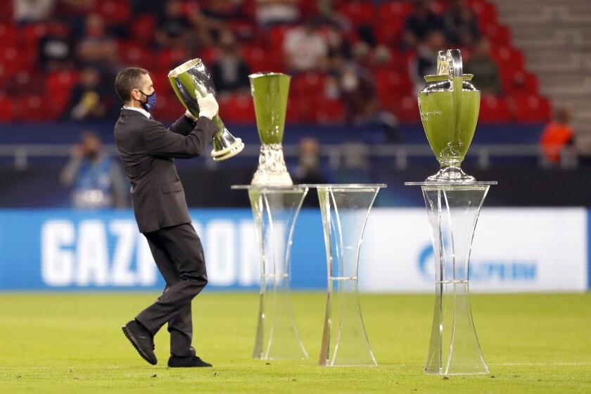 UEFA presenta calendario de partidos para 2021   San Diego Union