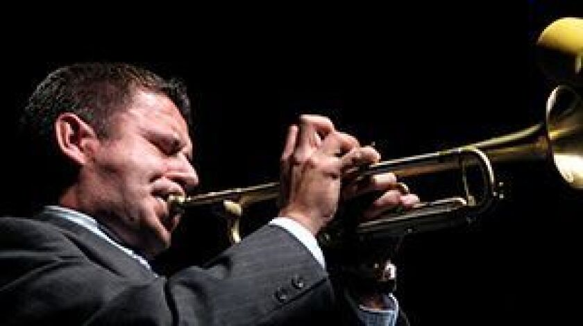 Gilbert Castellanos is perpetually active championing jazz in San Diego.