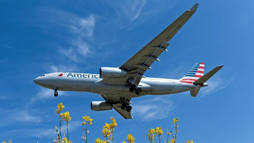 SPAIN-AVIATION-AMERICAN-AIRLINES