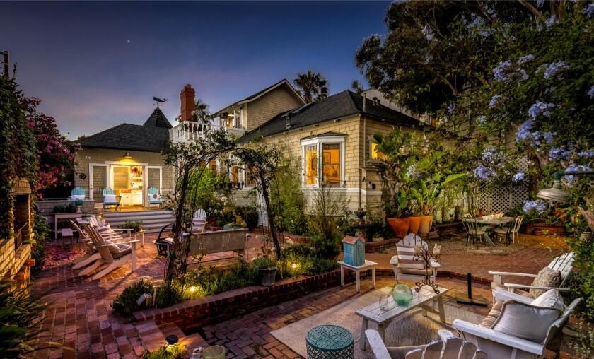 Susan Chavelier's Venice bungalow