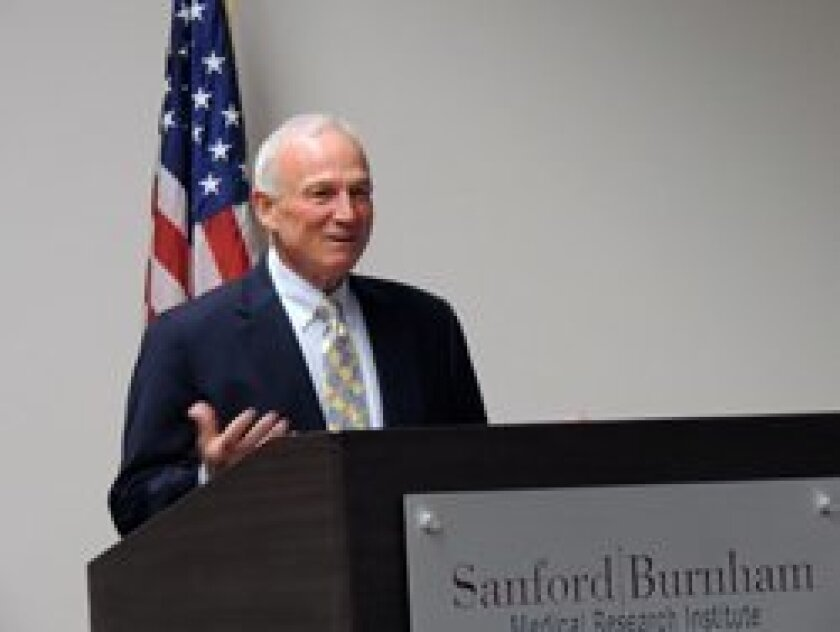 Mayor Jerry Sanders offers a recap of his seven years at the helm of America's Finest City, the nation's eighth most-populated. The job has a salary of $100,646.