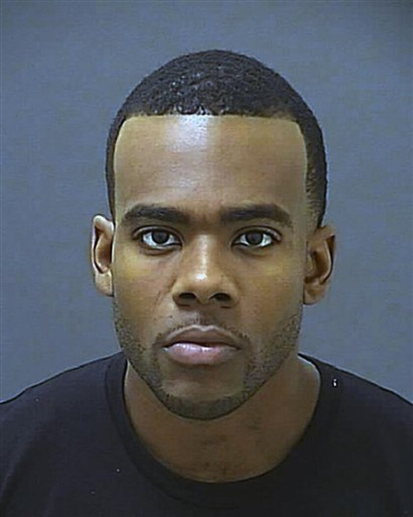 """FILE - This undated photo provided by the Baltimore Police Department shows Mario Barrett. Baltimore prosecutors have dropped misdemeanor assault charges against R&B singer and former """"Dancing With the Stars"""" contestant Mario. The artist, whose full name is Mario Barrett, had been charged with second-degree assault for allegedly shoving his mother into a wall at their Baltimore home. But a spokesman for the Baltimore state's attorney's office says Mario's mother, Shawntia Hardaway, changed her story on the witness stand Tuesday, Nov. 2, 2010. Hardaway said she was under the influence of drugs and alcohol when she called police and that her son never laid a hand on her.(AP Photo/Baltimore Police Department, File)"""