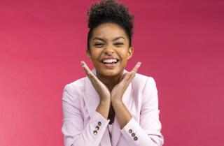 Yara Shahidi talks 'black-ish'