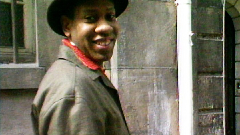"""André Leon Talley in Paris, circa 1984, in the documentary """"The Gospel According to André."""""""