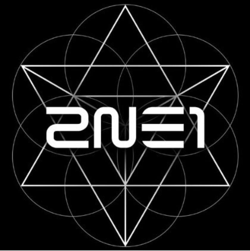 """2NE1's  """"Crush"""""""
