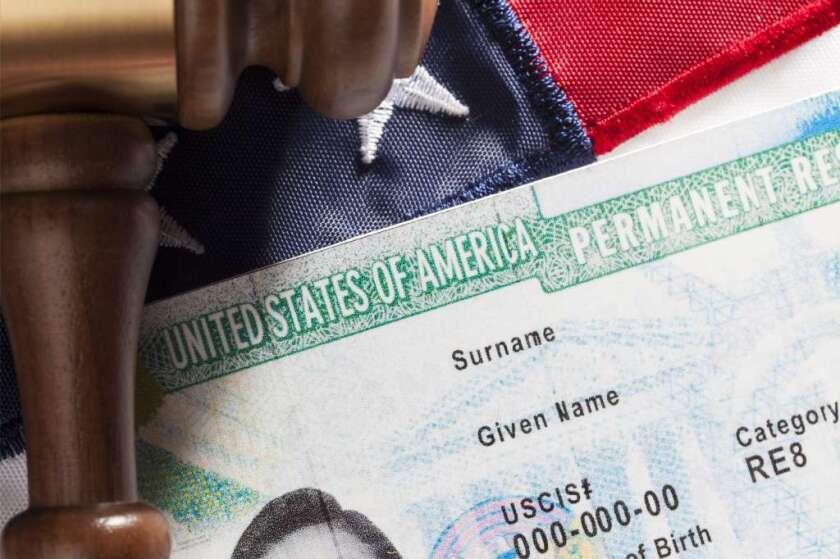 La Green Card