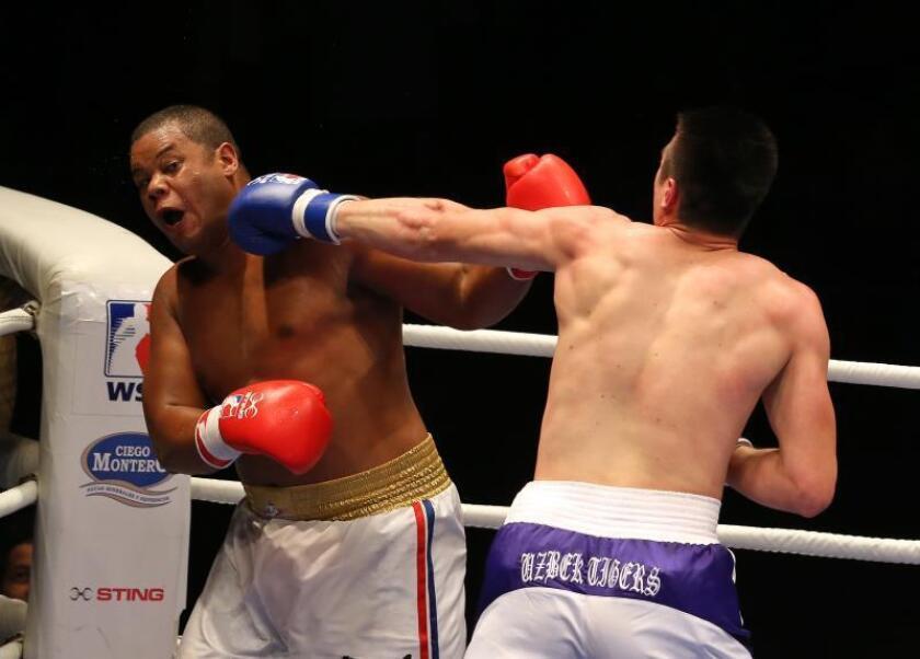 Un boxeador cubano deserta en Alemania, donde se entrenaba para el mundial