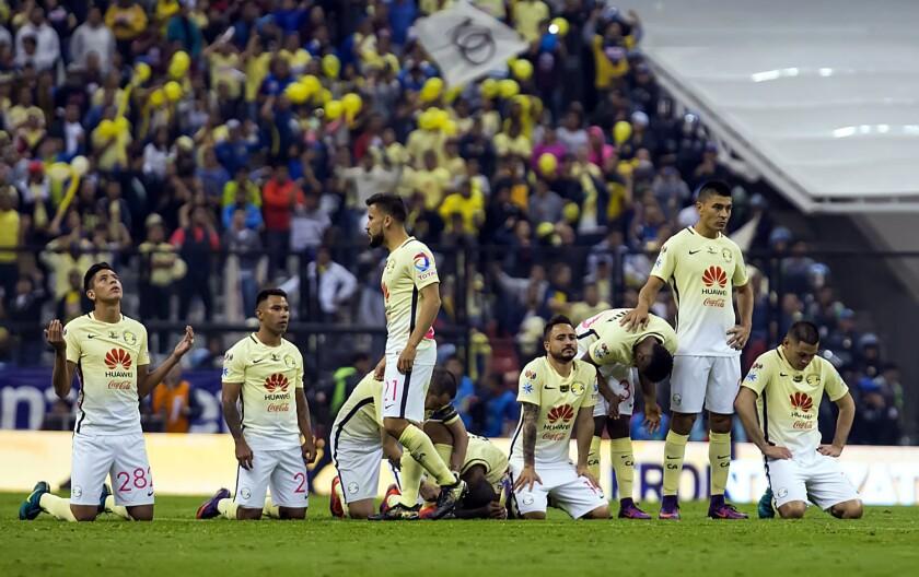 En el año de su centenario, las Águilas fracasaron en la Copa MX.