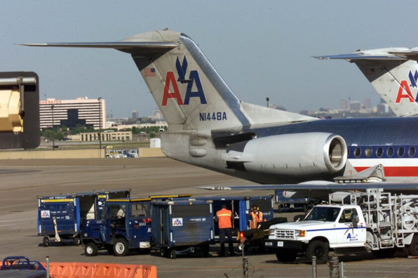 Teamsters wanted to recruit American Airlines mechanics