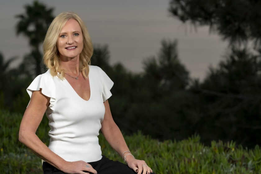 Stacey Anfuso, CEO of La Jolla Logic