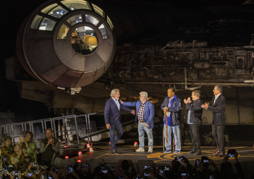 Star Wars: Galaxy's Edge review — the ride, the cantina, the