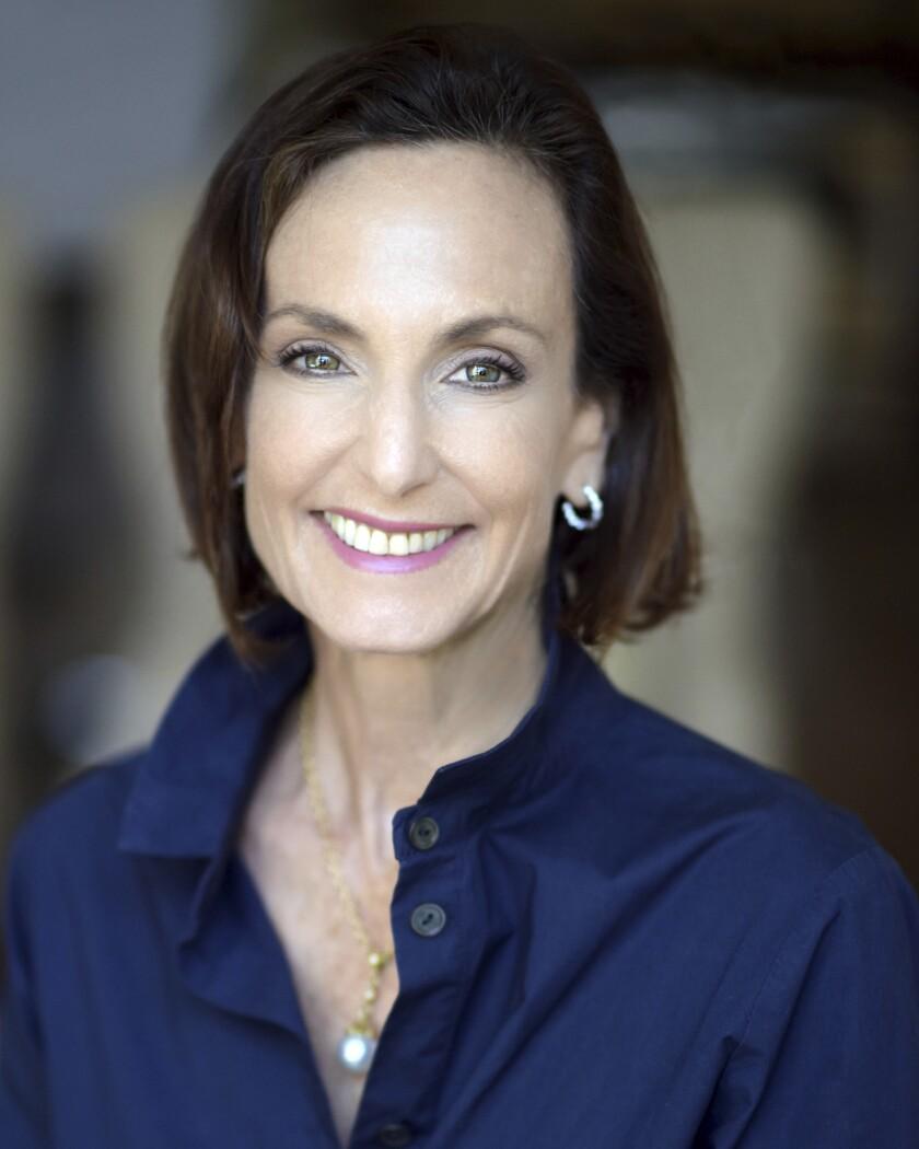 This undated photo provided by Gina Conte, shows Rebecca Riskin. Riskin, the founder of Riskin Partn