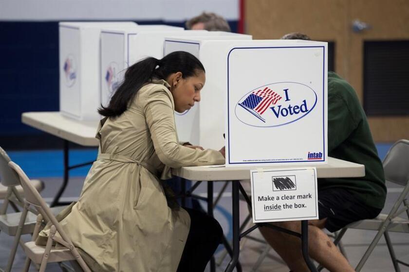 Los demócratas hicieron hoy historia al elegir en las primarias del estado de Vermont a Christine Hallquist como la primera candidata transgénero a una Gobernación en EE.UU. EFE/ARCHIVO
