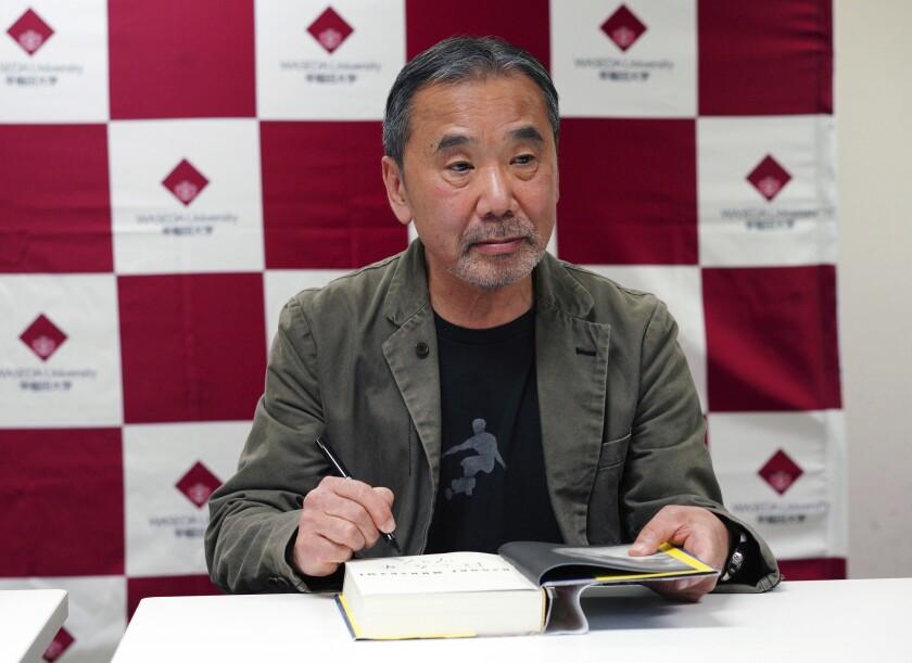 Virus Outbrak Japan Murakami Radio