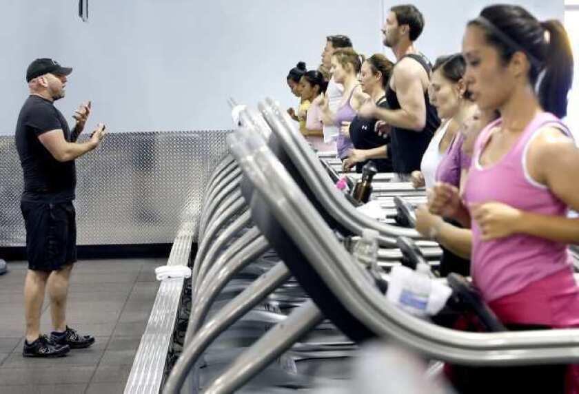 Crunch gym opens in Burbank
