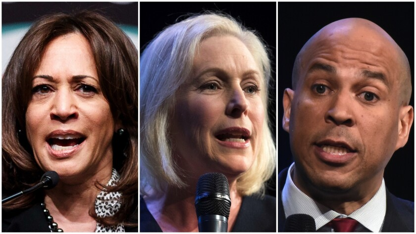 Kamala Harris and other Democrats point to racial gap in care of pregnant black women
