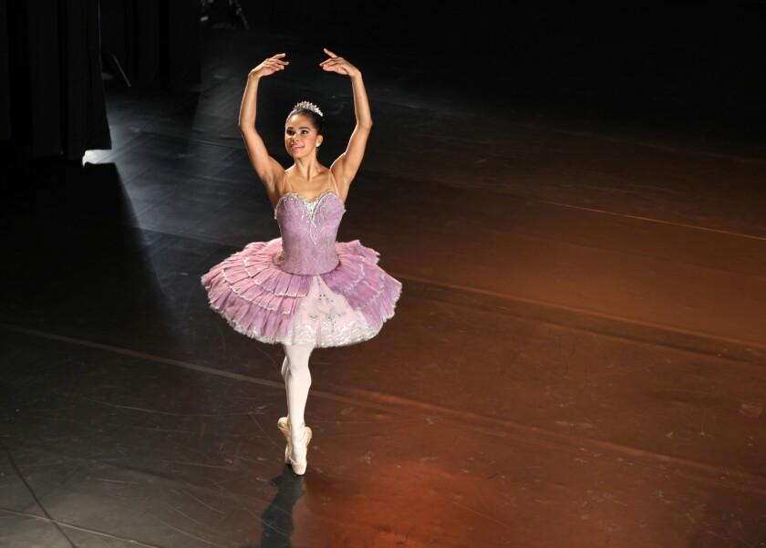 'A Ballerina's Tale'