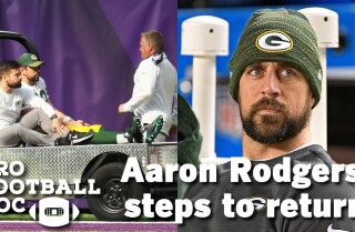 Pro Football Doc: Aaron Rodgers' steps to return
