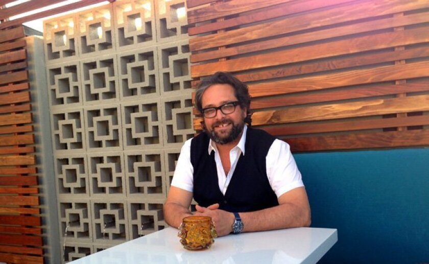 Johnny Rivera: The Great Maple concept is all his. He co-owns a Tractor Room restaurant, as well as eight Hash House A Go Go locations with Andy Beardslee.