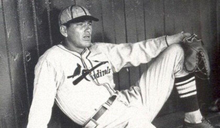 Cardinals pitcher Dizzy Dean was never the same after breaking his toe in the 1937 All-Star Game.