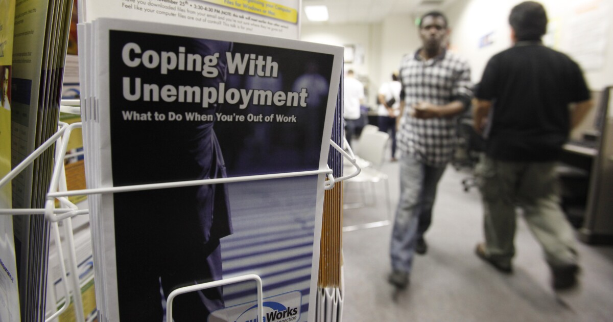 California EDD to require job hunting proof for unemployment  - Los Angeles Times