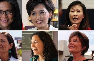 Congress will feature the most women of color ever.