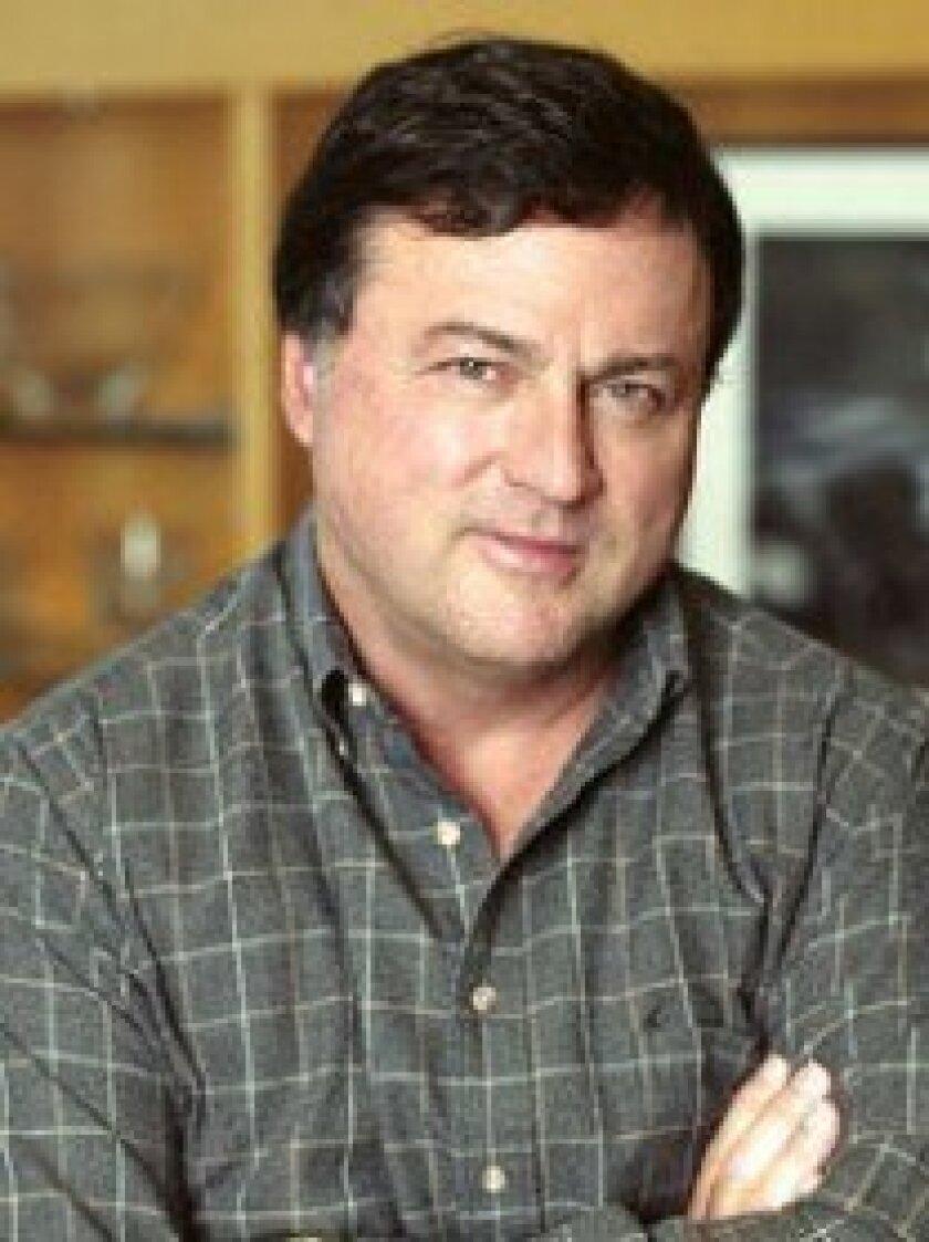 Former Padres owner and philanthropist John Moores.