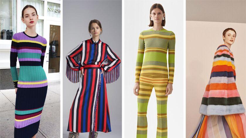 Resort 2019 Trend: Graphic Stripes