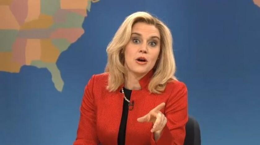 Kate McKinnon on 'SNL'