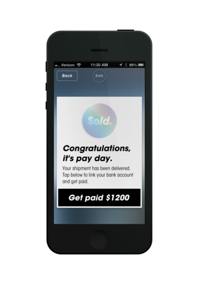 A new app called Sold aims to reinvent online selling by taking the burden of pricing, listing, haggling and shipping completely off of your shoulders.
