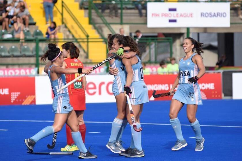 Argentina ya tiene seis equipos clasificados para los Juegos de Tokio 2020