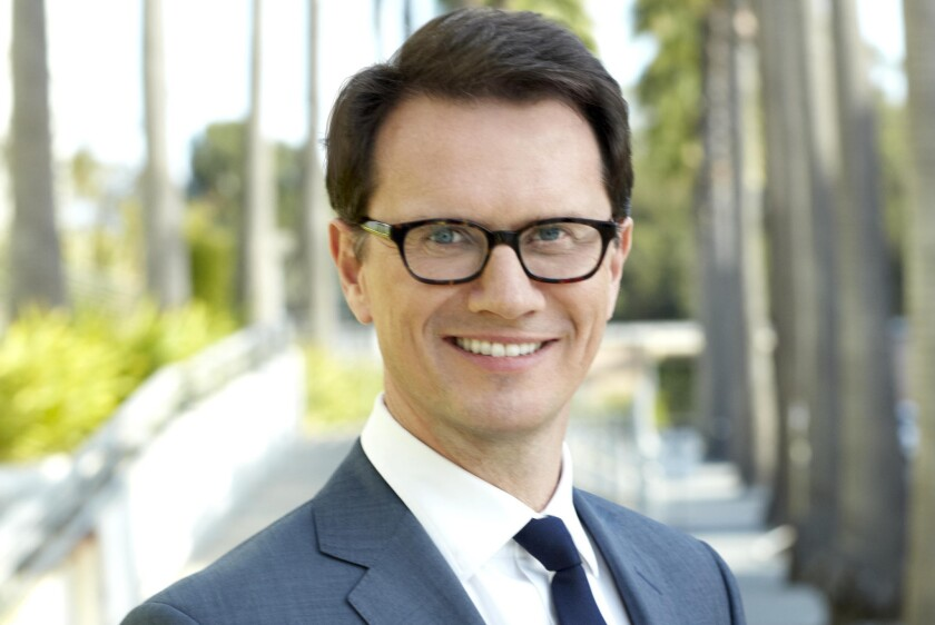 Peter Rice, CEO of Fox Networks Group