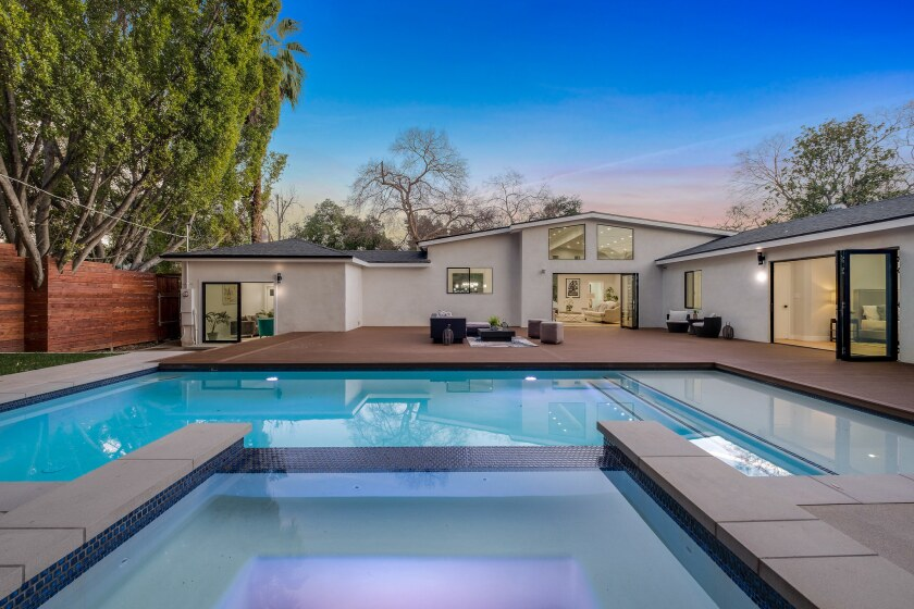 Marisol Nichols' Valley Village home | Hot Property